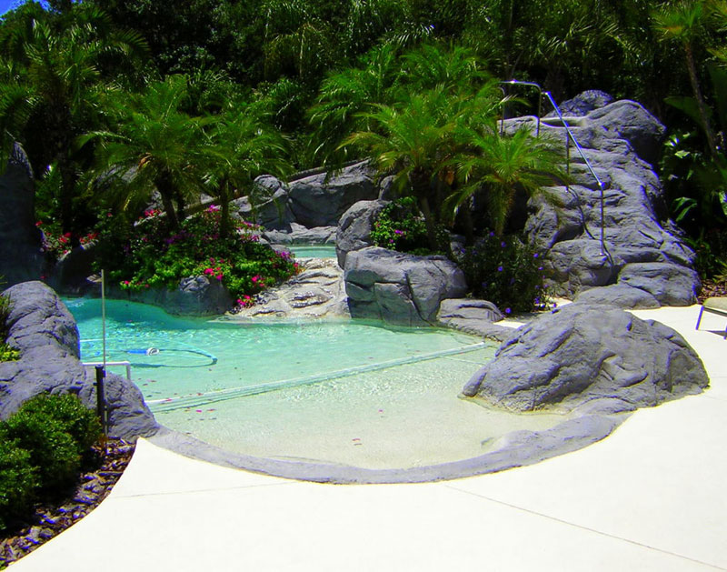 backyard swimming pool - Cool Backyard Swimming Pools