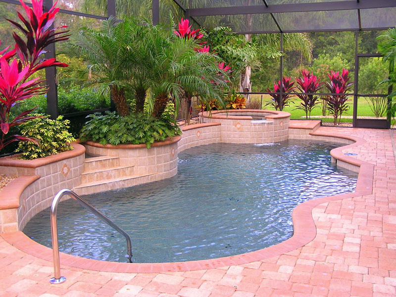 Pin inground pools discount swimming on pinterest for Cheap inground pools