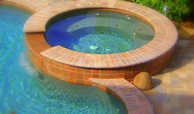 Hot Tub In Ground Spa