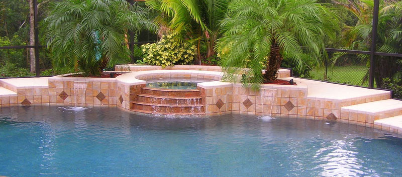 Swimming Pool Builders In The Tampa Bay Fl Area