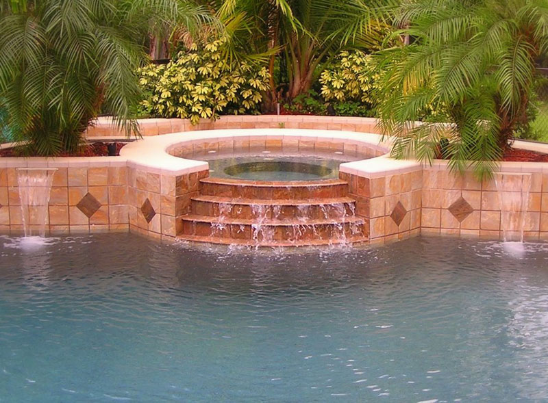 Swimming pool companies in the tampa bay fl area for Swimming pool construction company