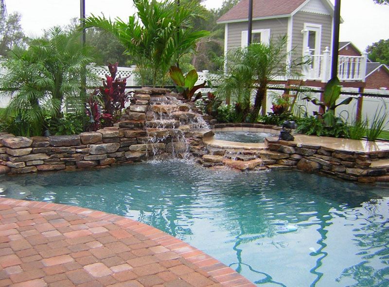Swimming Pool Remodeling in the Tampa Bay FL Area