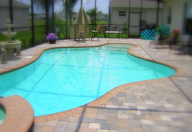 Swimming Pool Renovation In The Tampa Bay Fl Area