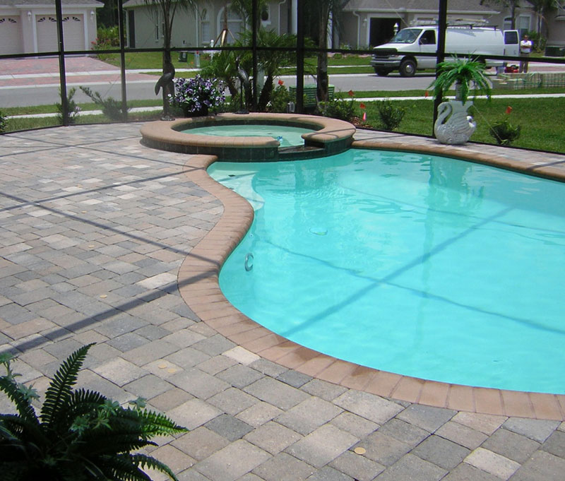 Swimming Pool Restorations : Cool water pools and spas inc photo gallery slideshow